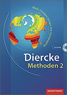 9783141097269: Diercke Weltatlas aktuelle Ausgabe - Lehrermaterialien. Methoden 2 mit CD-ROM