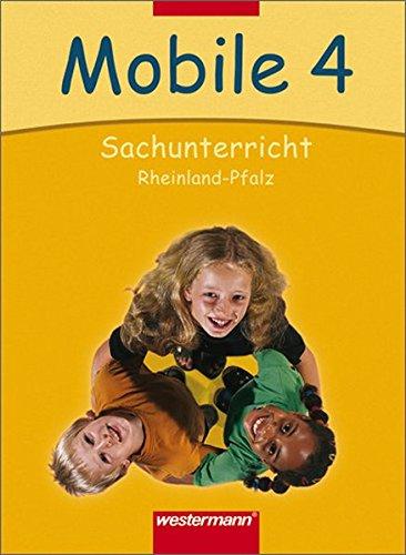 9783141101744: Mobile. Sachunterricht 4. Schülerband. Rheinland-Pfalz: Schülerband 4