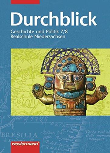 9783141108279 Durchblick 7 8 Geschichte Und Politik Realschule Niedersachsen