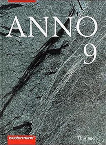 9783141109597: ANNO für Gymnasien in Thüringen: 9. Schuljahr