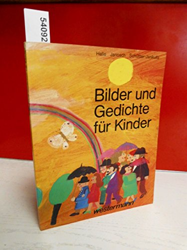 9783141117004: Bilder und Gedichte für Kinder