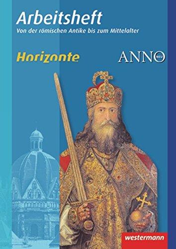 Horizonte / ANNO - Arbeitshefte: Westermann Schulbuch
