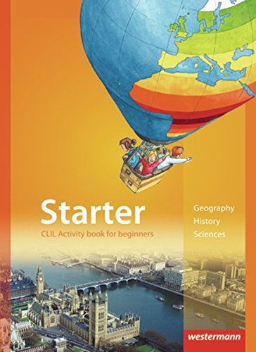 9783141140095: Starter. CLIL Activity book for beginners: Geography, History, Sciences