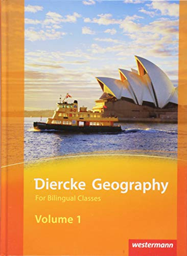 9783141140347: Diercke Geography Bilingual 1. Textbook. (Klasse 7 / 8): Ausgabe 2015