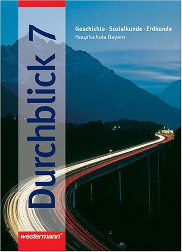 9783141141078: Durchblick 7. Für Hauptschulen in Bayern.