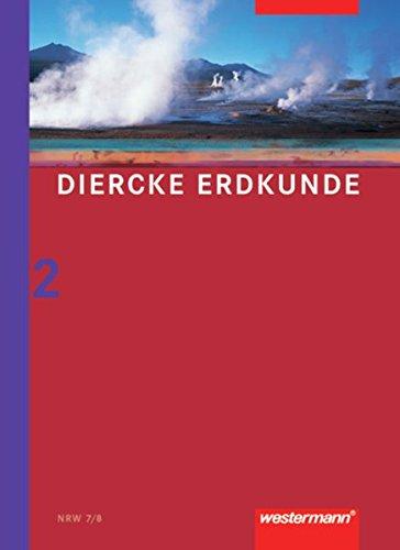 9783141142426: Diercke Erdkunde 2. Schülerband. Nordrhein-Westfalen: Schülerband 2