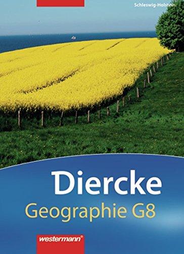 9783141143898: Diercke Geographie 5 / 6. Schülerband. Ausgabe 2008. Schleswig-Holstein