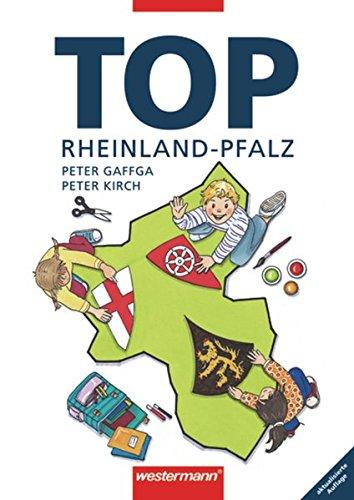 9783141144086: Topographische Arbeitshefte: TOP Rheinland-Pfalz: aktualisierte Auflage