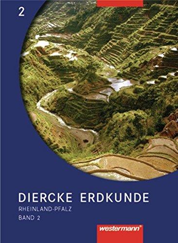 9783141144666: Diercke Erdkunde 2. Schülerband. Rheinland-Pfalz