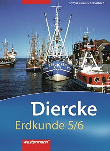 9783141145755: Diercke Erdkunde 5/6. Schülerband. Gymnasium. Niedersachsen
