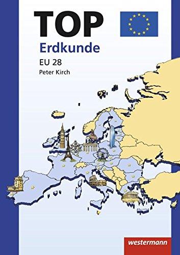 9783141150001: Topographische Arbeitshefte. TOP EU der 28: Ausgabe 2013