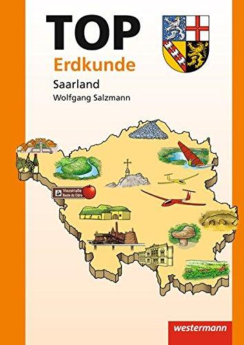 Topographische Arbeitshefte. TOP Saarland: Westermann Schulbuch