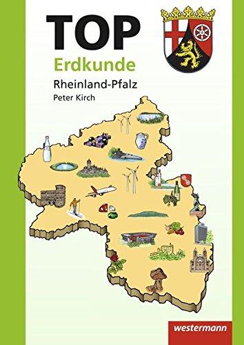 9783141150124: Topographische Arbeitshefte. TOP Rheinland-Pfalz: Ausgabe 2013