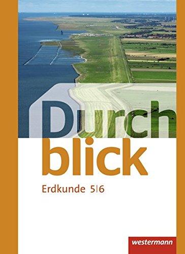 9783141151008: Durchblick Erdkunde 5 / 6. Realschulen. Niedersachsen: Ausgabe 2015