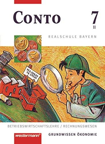 9783141161076: Conto, Realschule Bayern, EURO, 7. Jahrgangsstufe