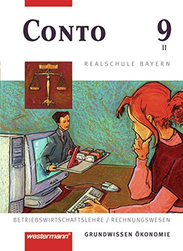 9783141161090: Conto 9. Schülerband. Realschule. Bayern