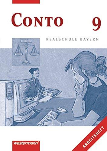 9783141161199: Conto 9. Arbeitsheft. Realschulen. Bayern
