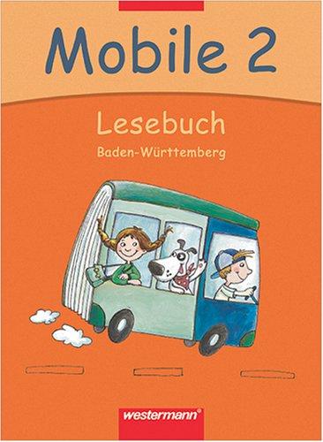 9783141204520: Mobile 2. Lesebuch. Schülerband. Baden-Württemberg