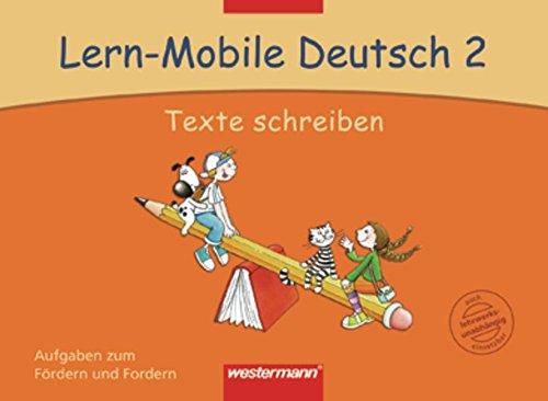 9783141207101: Lern-Mobile Deutsch 2. Texte Schreiben. Arbeitsheft