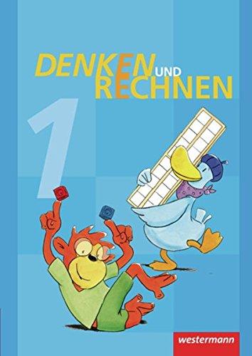 9783141210002: Denken und Rechnen 1. Schülerband. Grundschulen in den östlichen Bundesländern