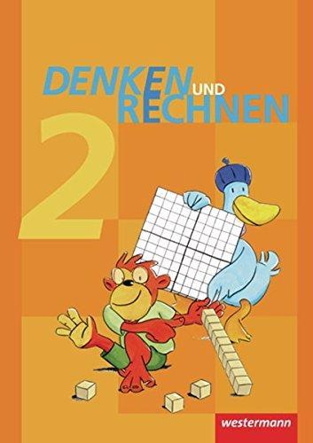 9783141210040: Denken und Rechnen 2 Schülerband. Grundschulen in den östlichen Bundesländern