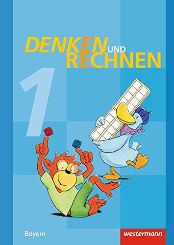 9783141210200: Denken und Rechnen 1. Schülerband. Grundschulen. Bayern: Ausgabe 2014