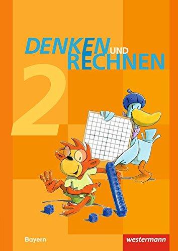 9783141210255: Denken und Rechnen 2. Schülerband. Grundschulen. Bayern