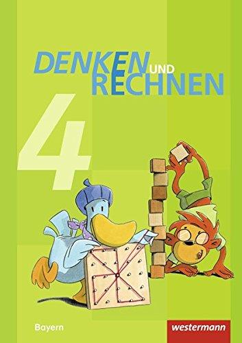 9783141210354: Denken und Rechnen 4. Sch�lerband. Grundschulen in Bayern: Ausgabe 2014
