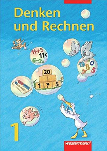 9783141212419: Denken und Rechnen 1. Schülerbuch. Bremen, Hessen, Niedersachsen, Nordrhein-Westfalen, Rheinland-Pfalz, Saarland, Schleswig-Holstein