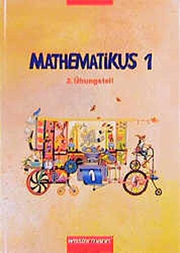9783141212716: Mathematikus 1. Übungsteil 1/2