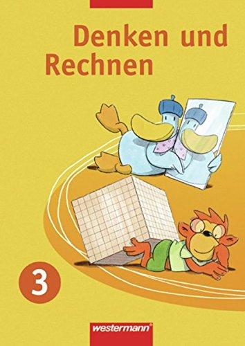 9783141212938: Denken und Rechnen 3. Schülerband: Berlin, Brandenburg, Mecklenburg-Vorpommern, Sachsen, Sachsen-Anhalt