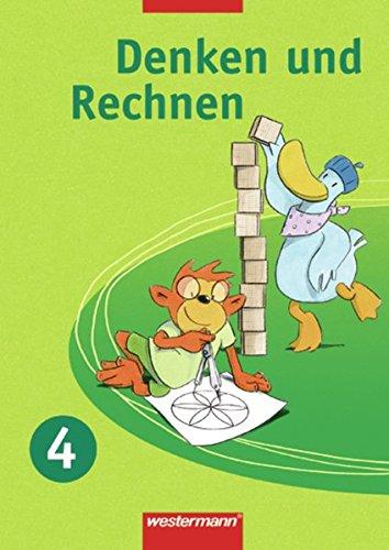 9783141212945: Denken und Rechnen 4. Schulerband: Berlin, Brandenburg, Mecklenburg-Vorpommern, Sachsen, Sachsen-Anhalt