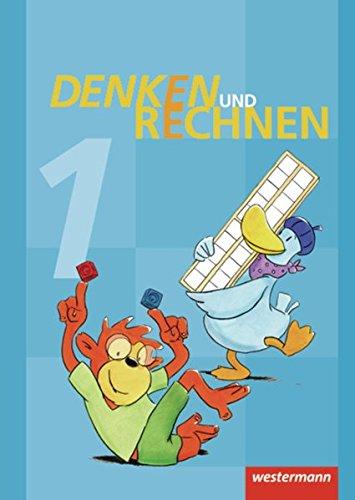 9783141213218: Denken und Rechnen 1. Schülerband. Grundschule. Hamburg, Bremen, Niedersachsen, Nordrhein Westfalen, Schleswig Holstein