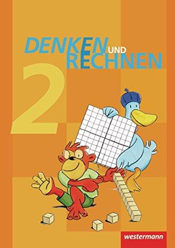 9783141213225: Denken und Rechnen 2. Schülerband. Grundschulen in Hamburg, Bremen, Hessen, Niedersachsen, Nordrhein-Westfalen, Rheinland-Pfalz, Saarland und Schleswig-Holstein: Ausgabe 2011