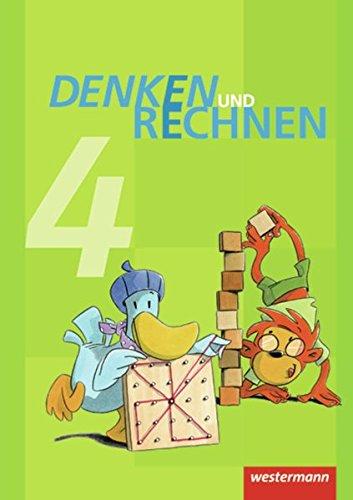 9783141213249: Denken und Rechnen 4. Schülerband. Grundschule. Hamburg, Bremen, Hessen, Niedersachsen, Nordrhein-Westfalen, Rheinland-Pfalz, Saarland und Schleswig-Holstein: Ausgabe 2011