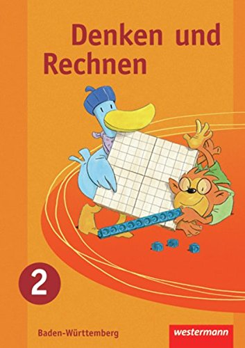 9783141214024: Denken und Rechnen 2. Schülerband. Grundschule. Baden-Württemberg: Ausgabe 2009