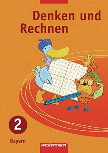 9783141214826: Denken und Rechnen. Für Grundschulen in Bayern. Jahrgangsstufe, Schülerbuch. Per la Scuola elementare: 2