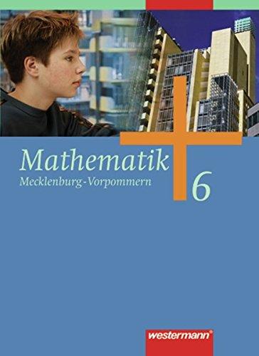 9783141218060: Mathematik 6. Schülerband. Regionale Schulen. Mecklenburg-Vorpommern