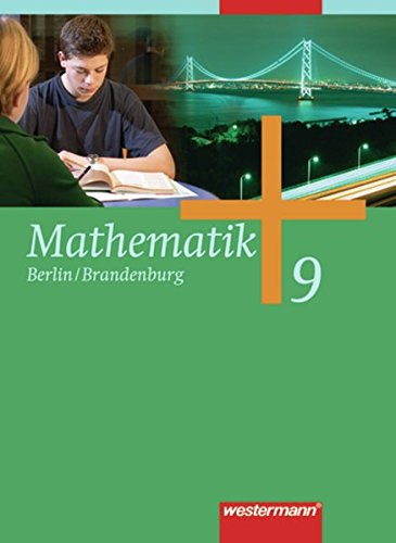 9783141218213: Mathematik 9. Schülerband. Sekundarstufe 1. Berlin