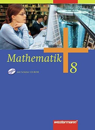9783141218282: Mathematik 8. Schülerband. Sekundarstufe 1. Rheinland-Pfalz: Schülerband 8 RP, SL
