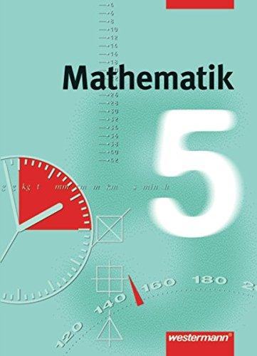 9783141218657: Mathematik, Gesamtschule Nordrhein-Westfalen, EURO, 5. Schuljahr