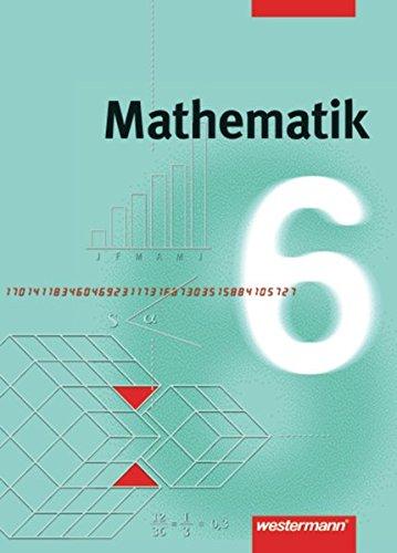9783141218664: Mathematik, Gesamtschule Nordrhein-Westfalen, EURO, 6. Schuljahr