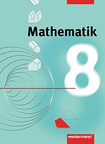 9783141218688: Mathematik, Gesamtschule Nordrhein-Westfalen, EURO, 8. Schuljahr
