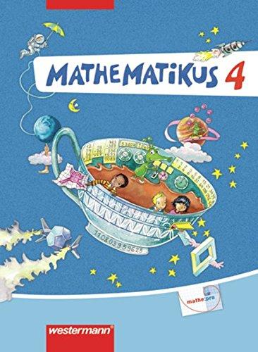 9783141223040: Mathematikus 4. SchA¼lerbuch. Allgemeine Ausgabe