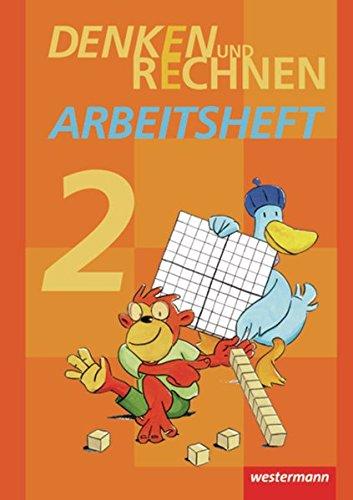 9783141223224: Denken und Rechnen 2. Arbeitsheft. Grundschulen in Hamburg, Bremen, Hessen, Niedersachsen, Nordrhein-Westfalen, Rheinland-Pfalz, Saarland und Schleswig-Holstein: Ausgabe 2011