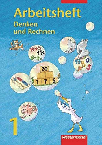 9783141224412: Denken und Rechnen - neu. Mit Euro: Denken und Rechnen, Grundschule Ausgabe Hamburg, Hessen, Niedersachsen, Nordrhein-Westfalen, Rheinland-Palz, ... Rheinland-Pfalz, Schleswig-Holstein, Saarland