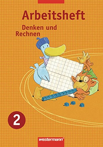 9783141224924: Denken und Rechnen 2. Arbeitsheft. Ausgabe Ost: Zu den Standards: Berlin, Brandenburg, Mecklenburg-Vorpommern, Sachsen, Sachsen-Anhalt, Thüringen