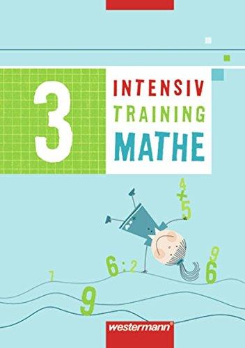 9783141227192: Intensivtraining Mathe 3. Arbeitsheft