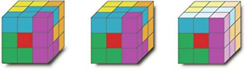 9783141227901: Denken und Rechnen Soma-Würfel. Holz-Teile: 7 farbige Soma-Teile aus Holz. Bauen und experimentieren mit dem Soma-Würfel