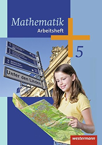 9783141235043: Mathematik 5. Klasse. Arbeitsheft